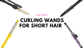 7 Best Curling Wands For Short Hair – Top-Rated Options