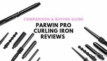 Parwin Pro Curling Iron Reviews: Why Choose This Curling Set