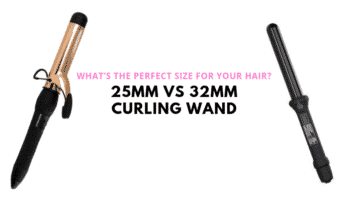 25mm vs 32mm Curling Wand: What's the Perfect Size for Your Hair?
