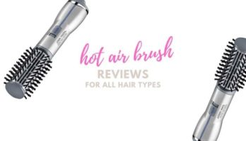Hot Air Brush Reviews: 7 Products for All Hair Types