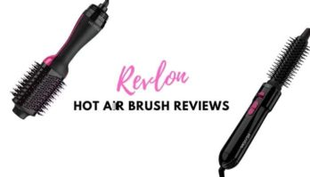 Revlon Hot Air Brush Reviews: 5 of The Best Products by Revlon