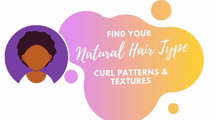 Find Your Natural Hair Type: Curl Patterns & Textures