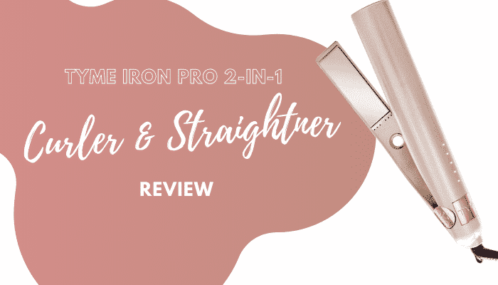 TYME Curling Iron Review – Best Features & Benefits