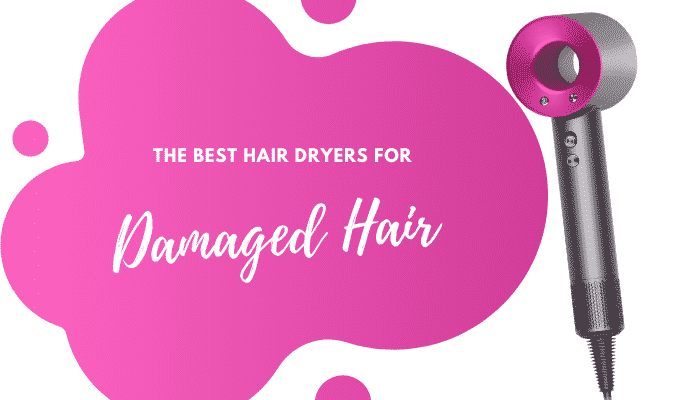 Best Hair Dryer for Damaged Hair – 5 Top Rated Options and Buying Guide