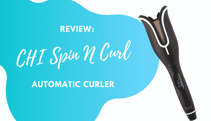 Chi Spin n Curl Review – Lucky Curl Reviews This Best-Selling Curler